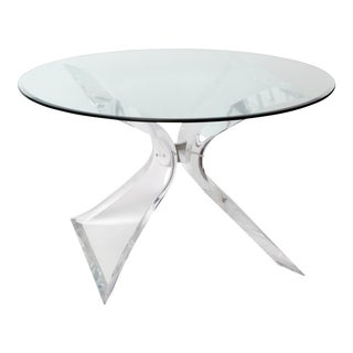 Butterfly Dining Table by Lion in Frost