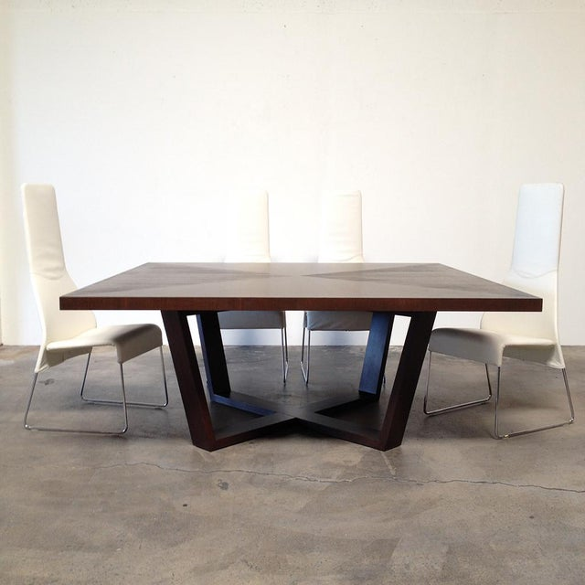 image of bb italia lazy 05 high back dining chairs pair bb italia furniture prices