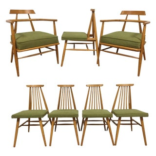 Paul McCobb for O'Hearn Dining Chairs - Set of 7