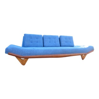 Gorgeous Mid-Century Modern Adrian Pearsall Gondola Couch