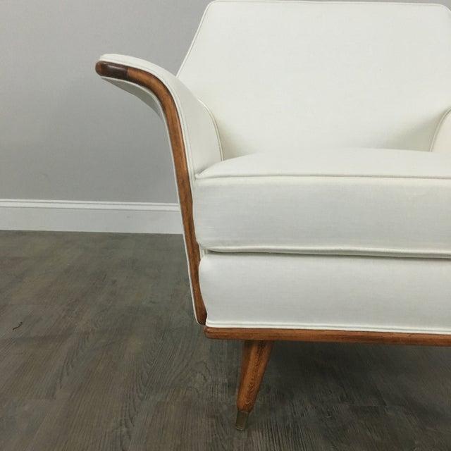 Vintage Art Deco Club Chair - Image 7 of 9