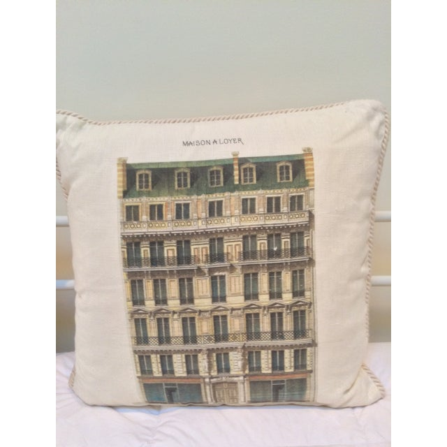 Image of Italian & French Mansions Pillows - Set of 4