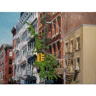 Mercer Street Giclee Print