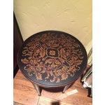 Image of Designer Baroque Style Side Tables