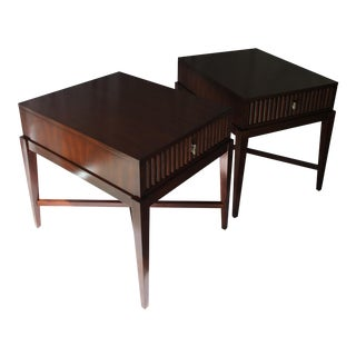 Hammary End Tables - A Pair