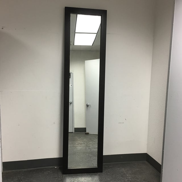 Custom Made Leaning Mirror - Image 2 of 6