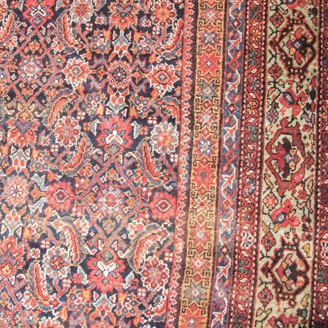 Fereghan Carpet with Classic Herati Design - Image 2 of 6