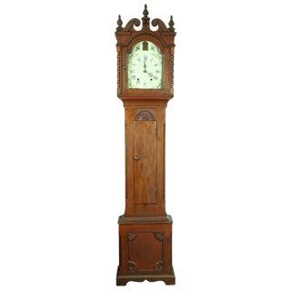 Tall Case Cuckoo Clock