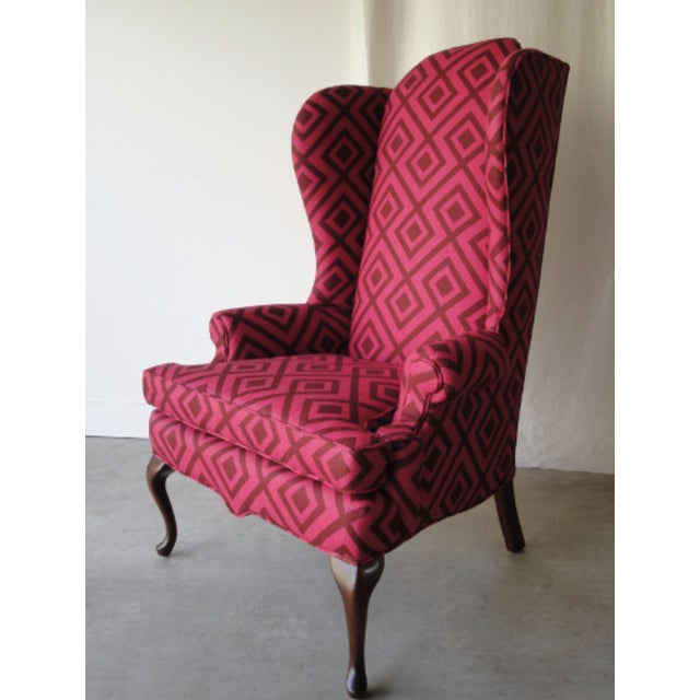 The Hicks Wingback Chair - Image 2 of 5