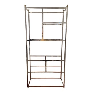 Hollywood Regency Directoire Etagere