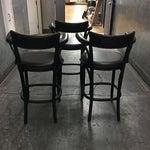 Image of Restoration Hardware Vienna Cafe Barstools - Set of 3