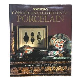 Sotheby's Encyclopedia of Porcelain-1990-London