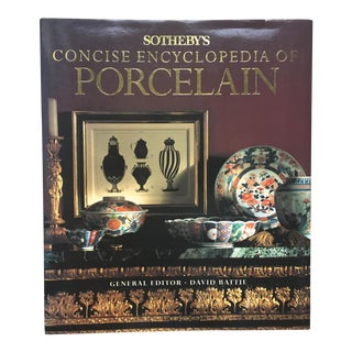 Sotheby's Encyclopedia of Porcelain-1990-London