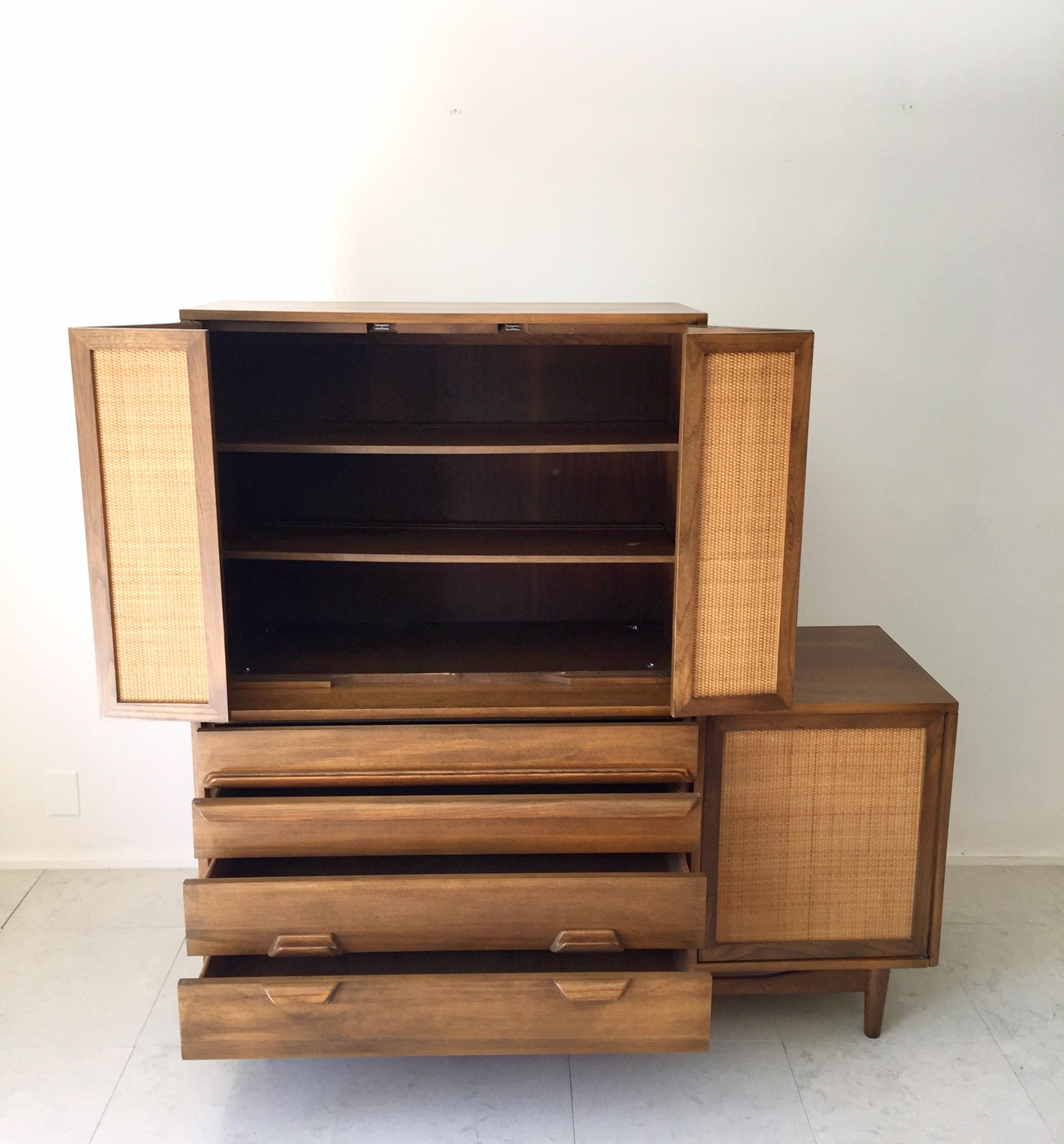 Lawrence Peabody For Richardson Brothers Credenza   Image 4 Of 8