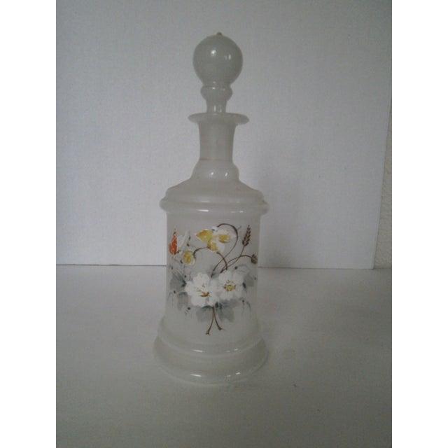 Antique Bristol Glass Decanter - Image 2 of 8