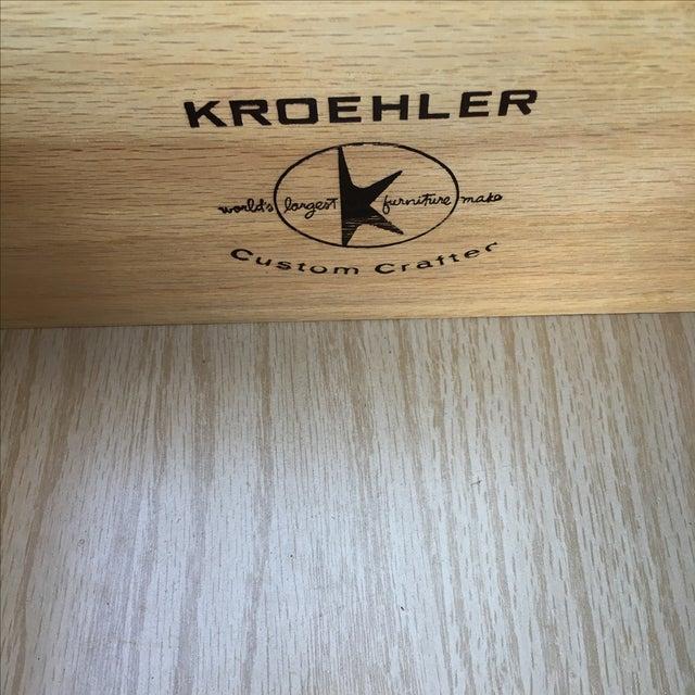 Kroehler Highboy Tall Dresser - Image 3 of 7