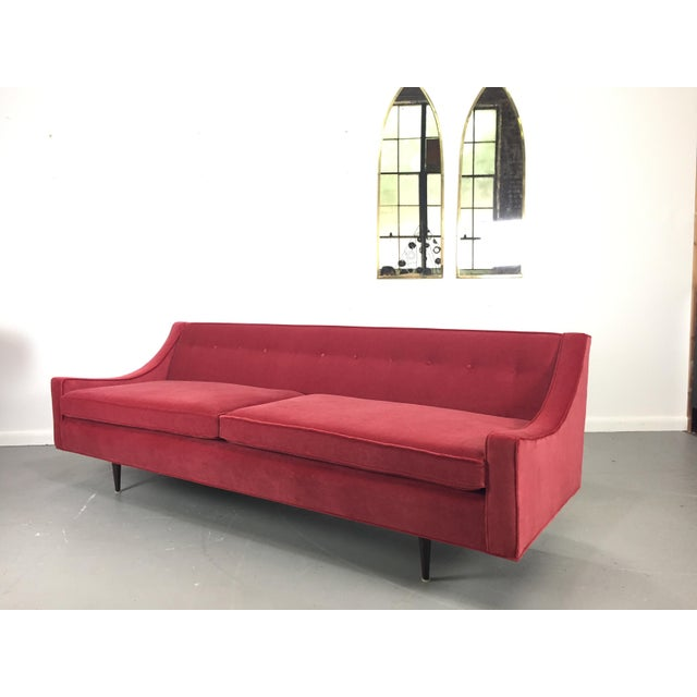 Thayer Coggin Sofa by Milo Baughman - Image 3 of 9
