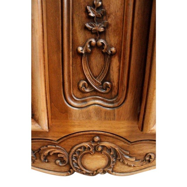 Vintage French Rococo Sideboard 1950 Louis XV - Image 8 of 8