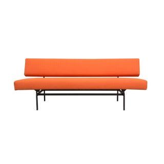 Streamline Sleeper Sofa in the style of Martin Visser