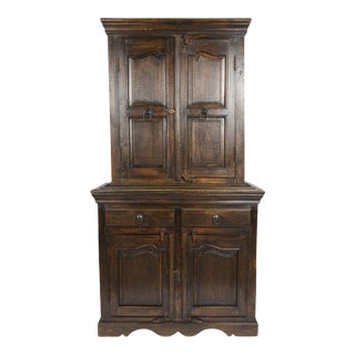 Reclaimed Teak Indian Cabinet