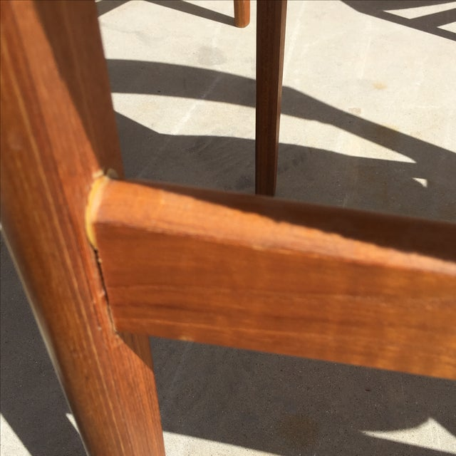 Mid-Century Modern Danish Dining Chairs - Set of 4 - Image 10 of 10