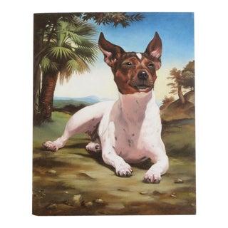 """""""La Days"""" Oil Painting"""