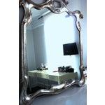 Image of Art Nouveau Style Mirror, a la Palm Beach