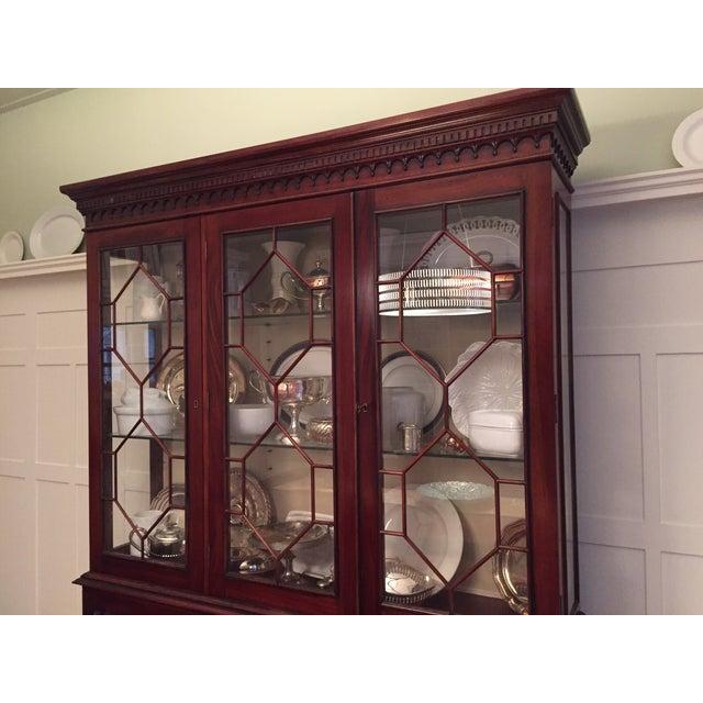 Mahogany China Display Cabinet - Image 5 of 6