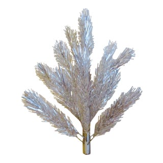Vintage Aluminum Christmas Tree Decor