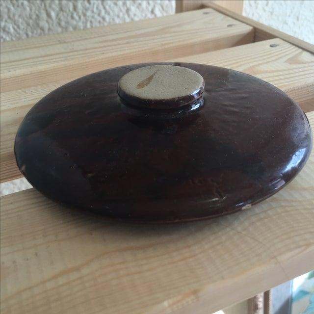 Image of Vintage Jar With Two Jug Handles