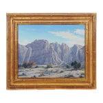 "Image of Joseph Frey ""Joshua Tree"" California Oil Painting"