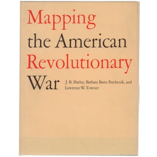Mapping the American Revolutionary War Book