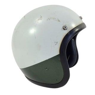 Bell-Toptex 1960s Motorcycle Helmet