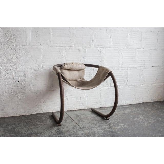 Industrial Rocking Chair Byron Botker for Landes - Image 3 of 5