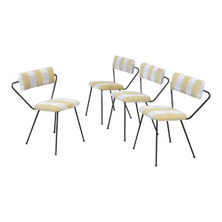 Iron Dining Chairs - Set of 4
