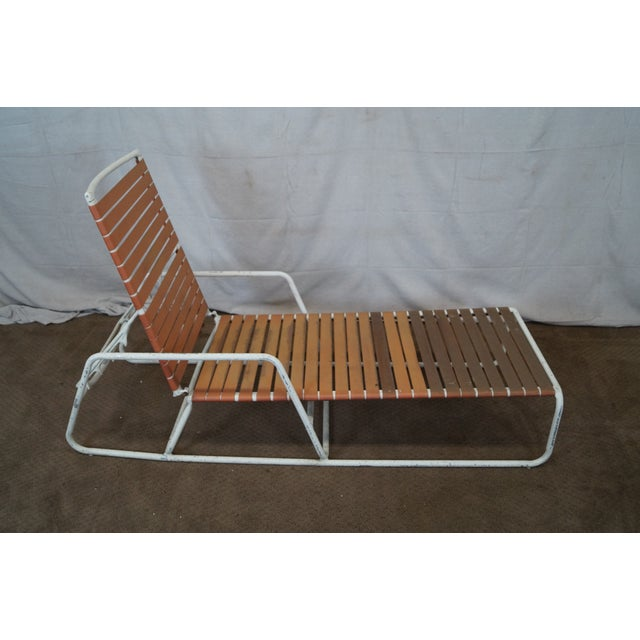 Brown Jordan Mid Century Patio Chaise Lounges - Image 7 of 10