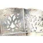 Image of Italian Silver Adjustable Trivet
