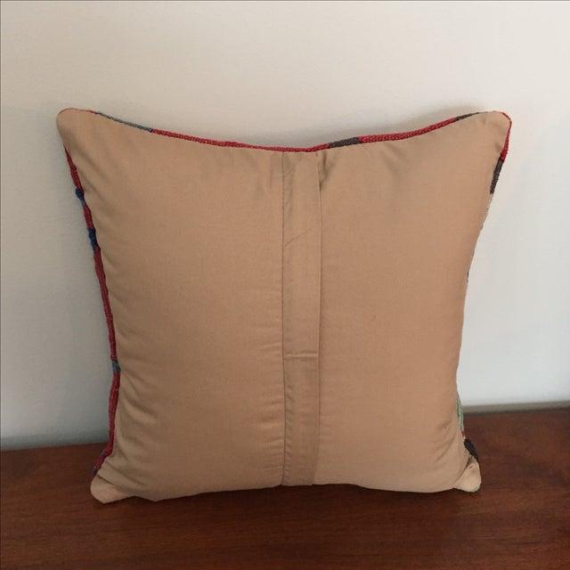 Image of Vintage Kilim Throw Pillow