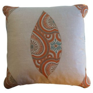 Osborne & Little Print Pillows - A Pair
