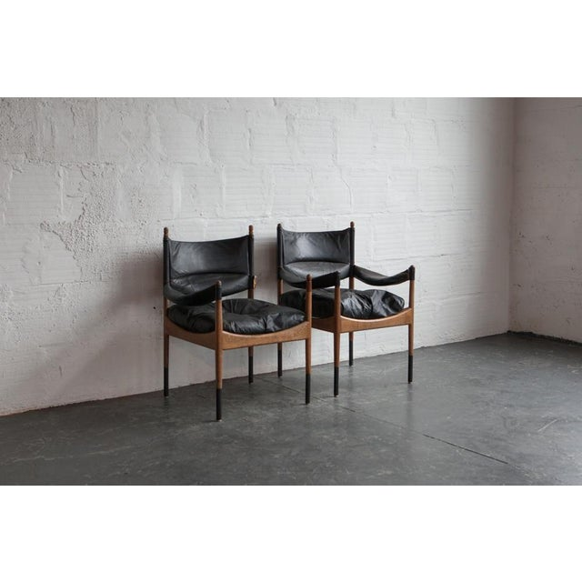 Image of Christian Solmer Vedel Modus Armchairs - Set of 2