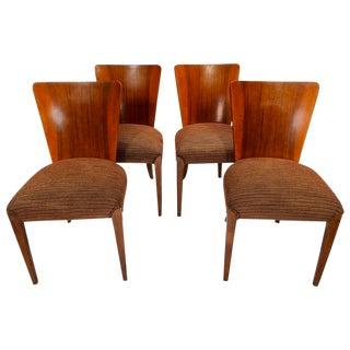 Jindrich Halabalah H 214 Dining Chairs - Set of 4