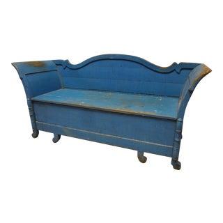 Swedish 100% Original painted Sofa/bed