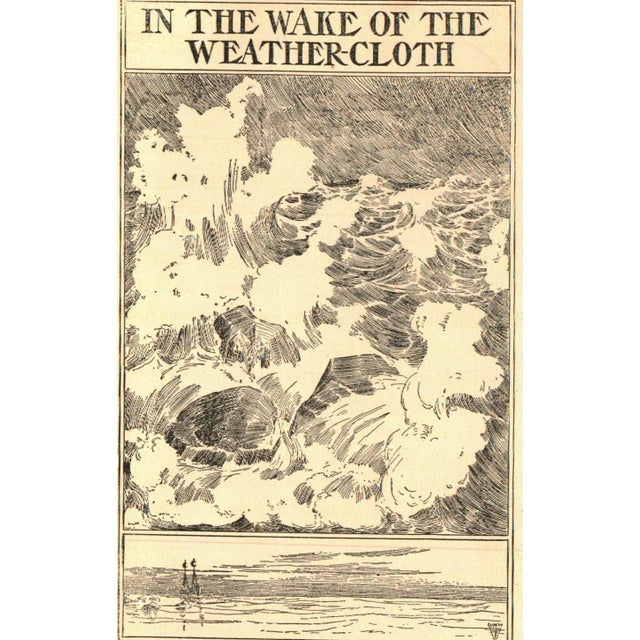 Image of 'The Strife of the Sea' Book by T. Jenkins Hains