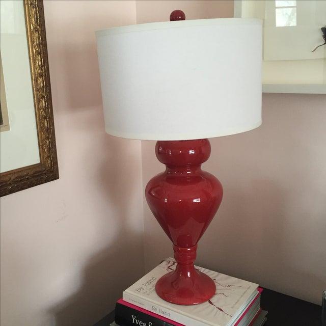 Image of Barbara Cosgrove Ceramic Lamp