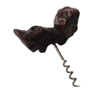 Vintage Grapevine Corkscrew