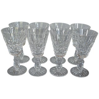Waterford Wine Glasses - Set of 8
