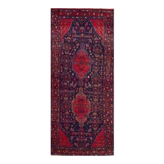 "Apadana - Vintage Persian Hamadan Rug, 3'4"" x 8'9"""