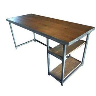 Original Industrial Retro Style Desk