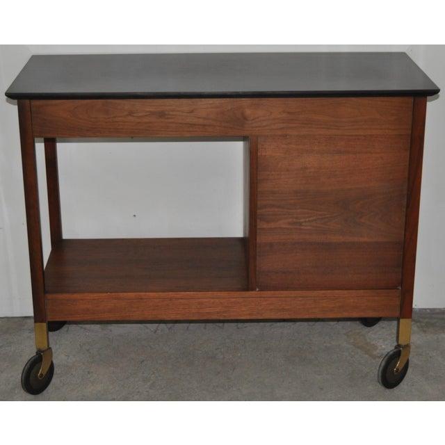 Mid-Century Modern Paul McCobb Bar Cart - Image 5 of 5