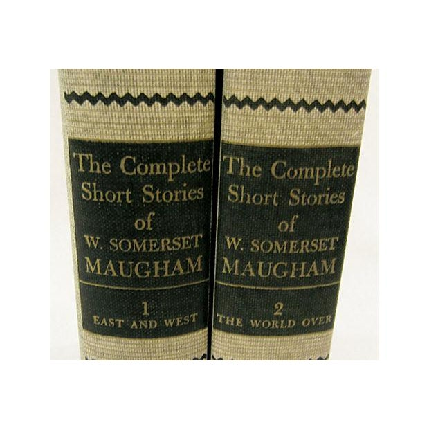 Somerset Maugham Short Stories- Set of 2 - Image 5 of 8